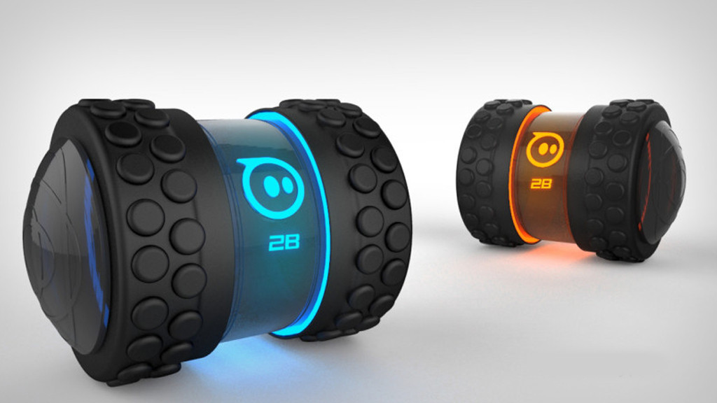 sphero 2b turbo spielzeug f rs smartphone computer bild. Black Bedroom Furniture Sets. Home Design Ideas