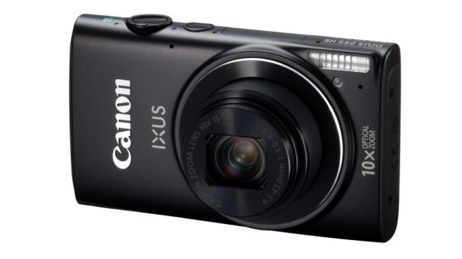 Canon IXUS 255 HS ©COMPUTER BILD