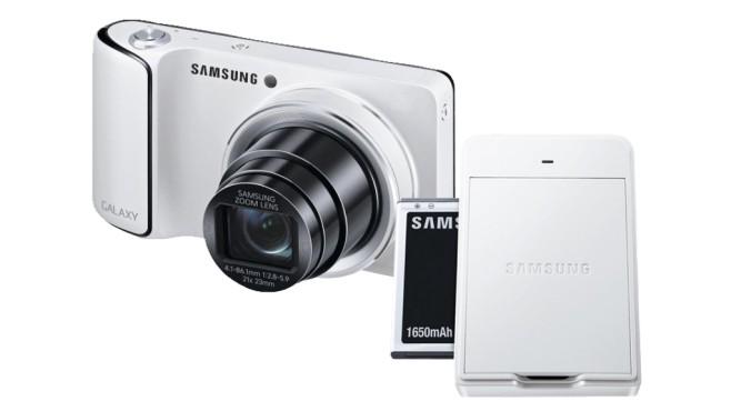 Samsung Galaxy Camera ©COMPUTER BILD