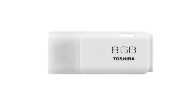 Toshiba HAYABUSA 8GB ©COMPUTER BILD