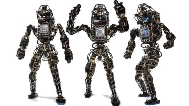 Roboter Atlas © Boston Dynamics