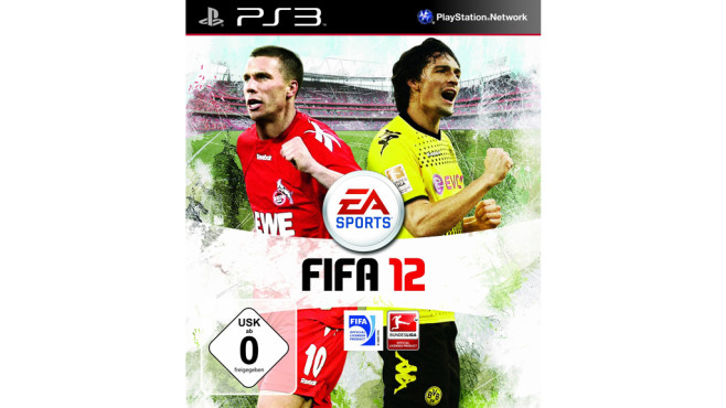 Fifa 12 (PS3) © Electronic Arts