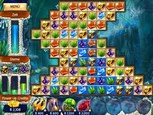 Jewel Legends � Atlantis © Intenium