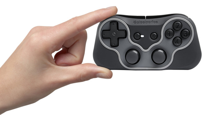 SteelSeries Free Mobile Controller © SteelSeries