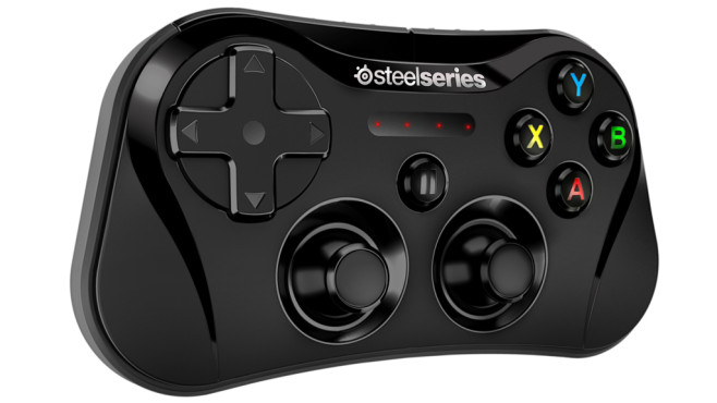 SteelSeries Stratus © Steelseries