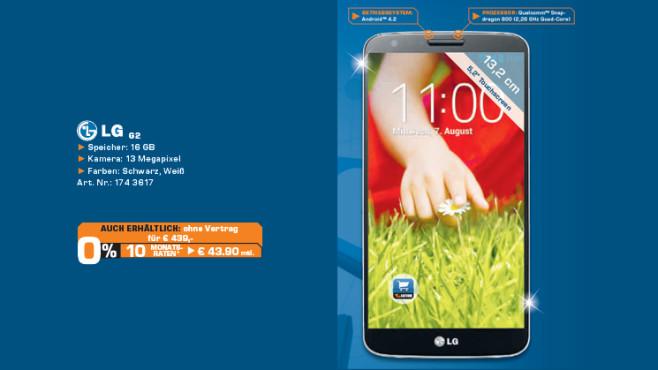 LG G2 16GB ©Saturn