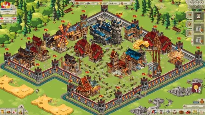 Goodgame Empire ©Goodgame