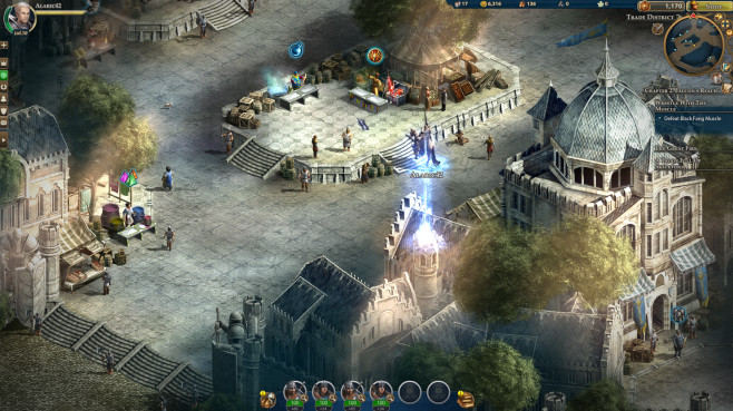 Might & Magic Heroes Online ©Ubisoft