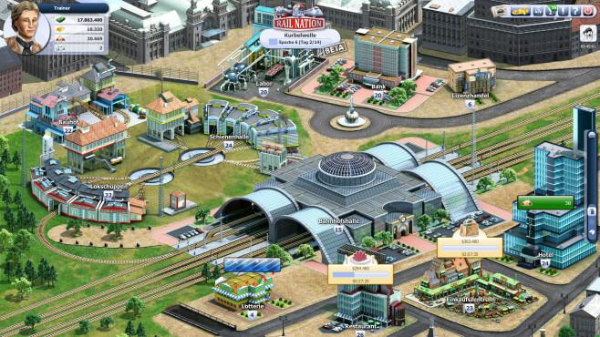 Rail Nation ©Travian Games