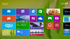 Windows 8 mit lokalem Benutzerkonto ©COMPUTER BILD