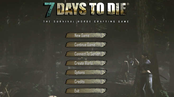 7 Days To Die: Der Einstieg © The Fun Pimps