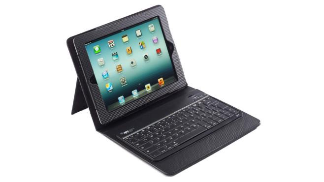 iPad-Tasche mit Tastatur ©Amazon