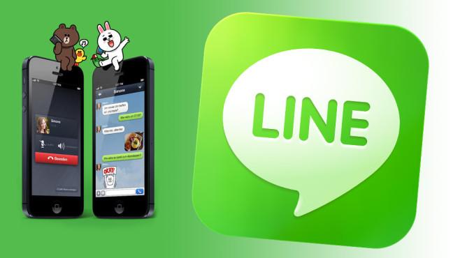 Line App ©Line / COMPUTER BILD