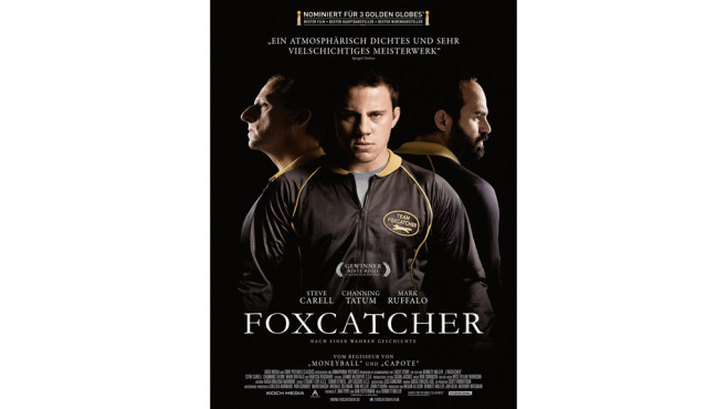 Foxcatcher © Amazon