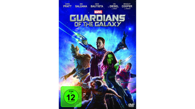 Guardians of the Galaxy © Amazon