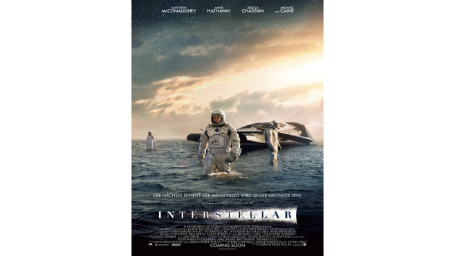 Interstellar © Amazon