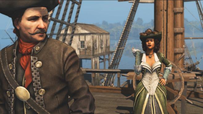 Assassin's Creed Liberation HD ©Ubisoft
