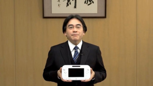 Nintendo-Präsident Iwata ©Nintendo