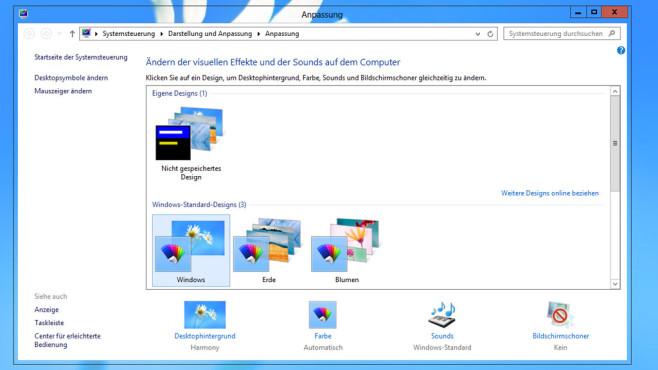 Windows 8: So holen Sie die Fenster-Transparenz zur�ck Sind Ihnen die Windows-8-Fenster optisch zu langweilig, machen Sie sie transparent. Das gelingt entweder manuell oder per Gratis-Programm. ©COMPUTER BILD