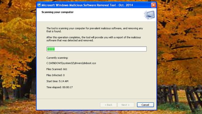 Windows XP ist tot: Zwingende Gründe für den Umstieg auf Windows 7/8/10 Sicherheits-Tools zunehmend erfolglos: Fehlende Signatur-Updates machen XP anfälliger. ©COMPUTER BILD