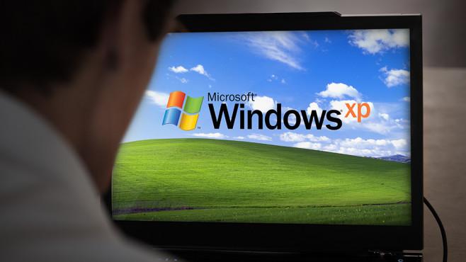 Windows XP ist tot: Zwingende Gründe für den Umstieg auf Windows 7/8/10 Hat die besten Zeiten hinter sich: Windows XP ist technisch schlecht – und büßt immer weiter an Sicherheit ein. ©Microsoft, Matt Cardy/gettyimages