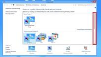Windows 8: So holen Sie die Fenster-Transparenz zur�ck ©COMPUTER BILD