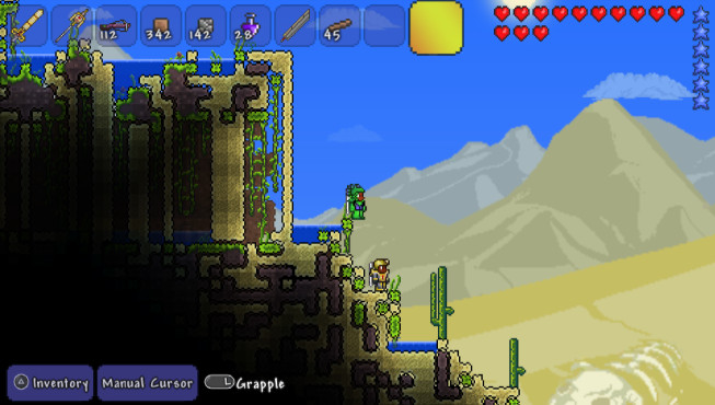 Terraria © Re-Logic