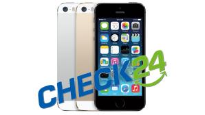 Handy-Tarife mit iPhone 5S ©Apple, Check24