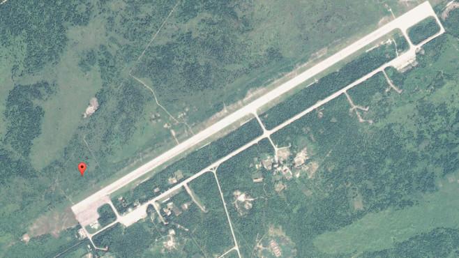 Samjiyon Airport (Nordkorea) ©Google