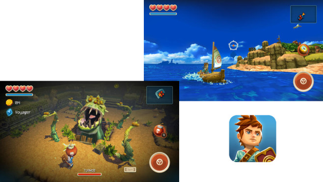 Oceanhorn – Monster of Uncharted Seas © FDG Entertainment