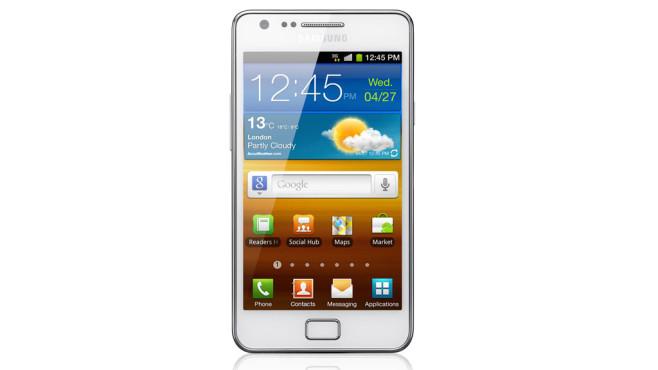 64 Prozent Ersparnis: Samsung Galaxy S2 ©Samsung