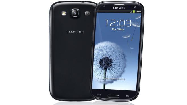 64 Prozent Ersparnis: Samsung Galaxy S3 ©Samsung
