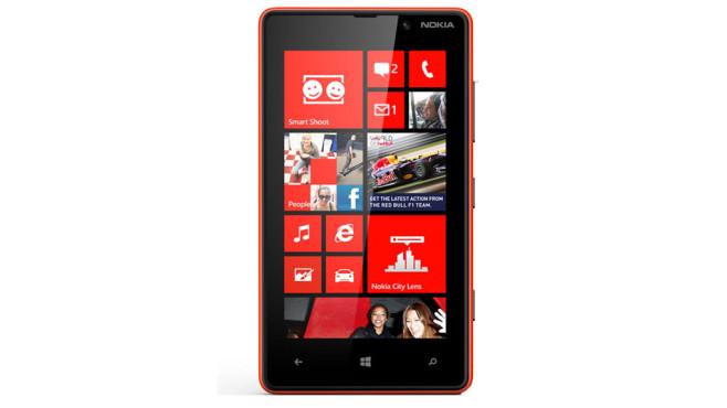 70 Prozent Ersparnis: Nokia Lumia 820 ©Nokia