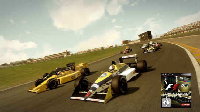 F1 2013 Complete Edition © Bandai Mamco