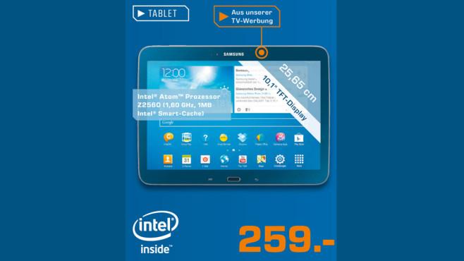 Samsung Galaxy Tab 3 10.1 WI-FI ©Saturn