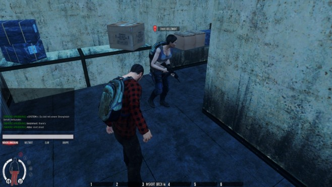 Infestation � Survivor Stories © Hammerpoint Interactive