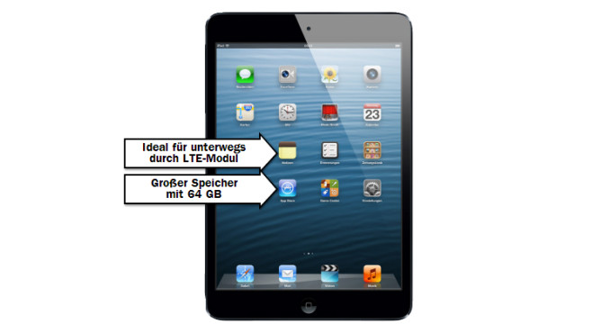 Apple iPad mini © Media Markt