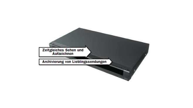 Panasonic DMR-BST730 © Media Markt