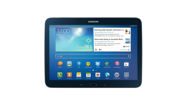 Samsung Galaxy Tab 3 (10.1) 16GB 3G © Media Markt