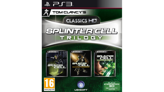 Splinter Cell Trilogy Classics HD © Ubisoft