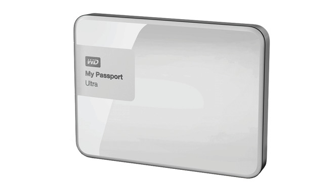 Western Digital My Passport Ultra 4TB © Western Digital