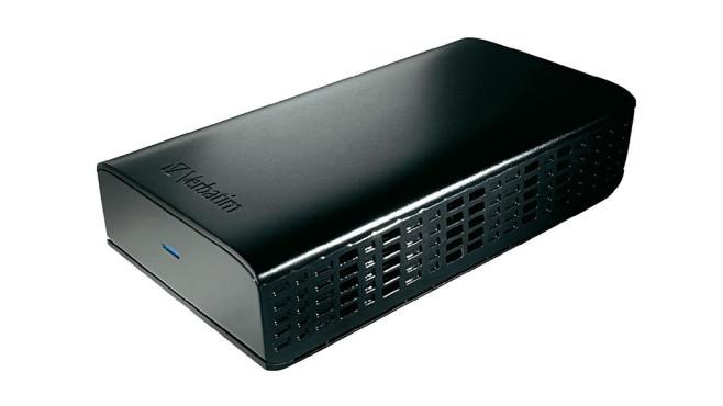 Verbatim Store 'n' Save SuperSpeed USB 3.0 4TB ©Verbatim