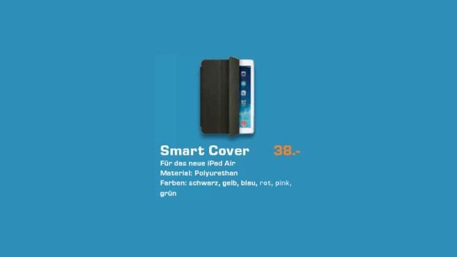 Apple Smart Cover (iPad Air) ©Saturn
