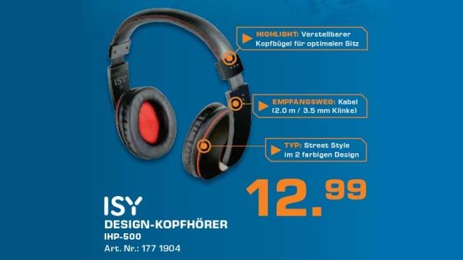 Isy IHP-500 ©Saturn