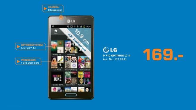 LG Optimus L7 II ©Saturn