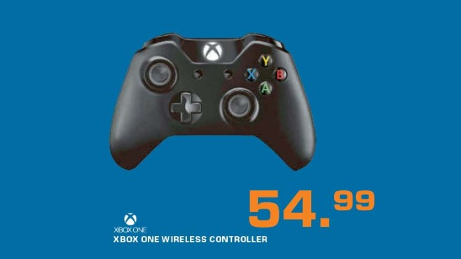Microsoft Xbox One Wireless Controller © Saturn