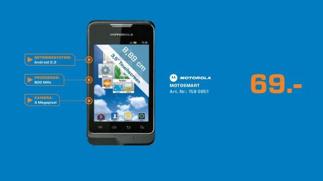 Motorola Motosmart ©Saturn