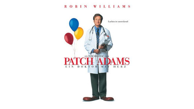 Patch Adams © Watchever