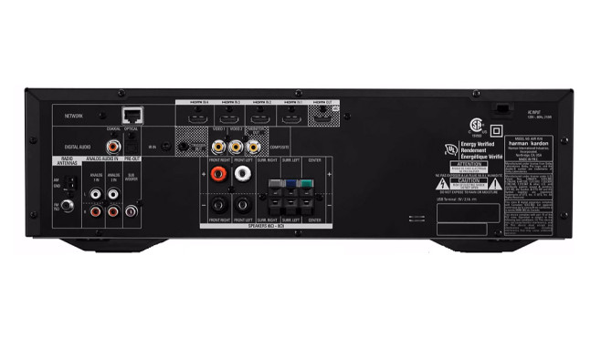 Harman-Kardon AVR-151 © Harman-Kardon