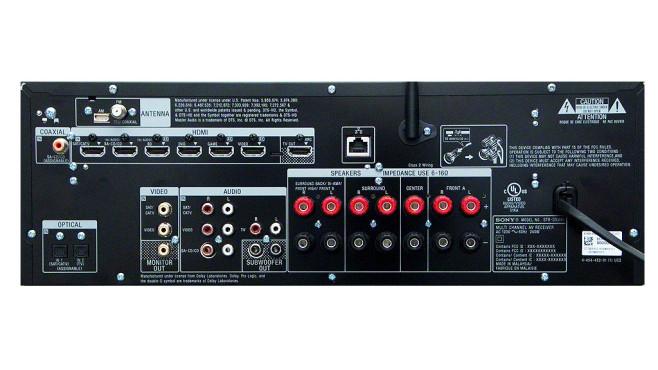 Sony STR-DN 840 ©Sony